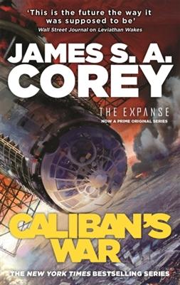 Expanse (02): caliban's war