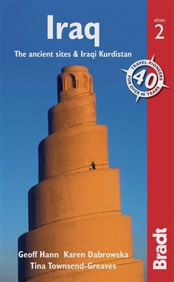 Bradt travel guides Iraq (2nd ed)
