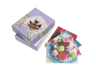 Tricia guild poppy collection - card pack