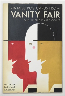 Vintage postcards from vanity fair (one hundred classic covers)