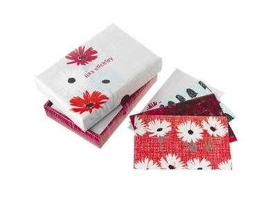 Lisa stickley notecards daisy