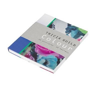 Tricia guild colour postcard book