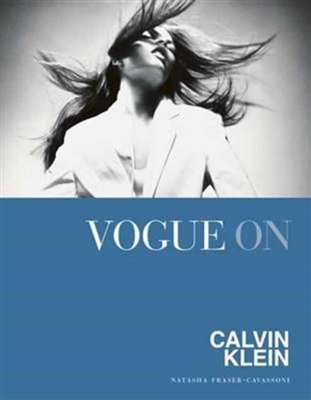 Vogue on: calvin klein