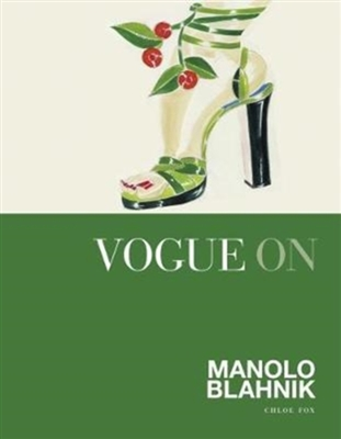 Vogue on manolo blahnik