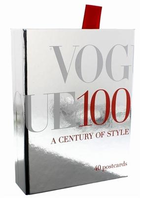 Vogue postcard box
