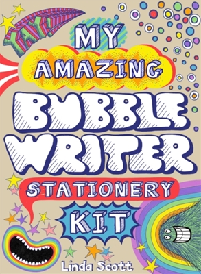 My amazing bubble writer stationary kit