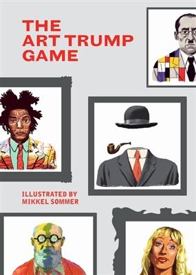 Art game: artists' trump cards