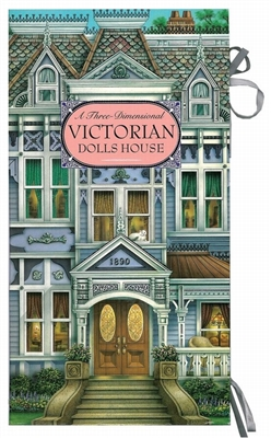 My victorian dolls house (carousel book)
