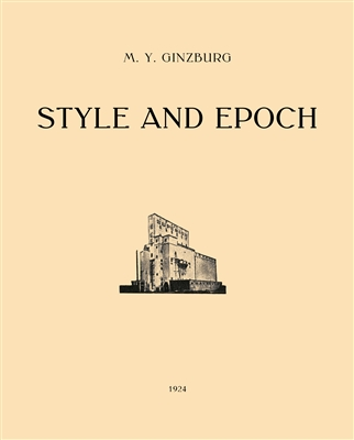Style and epoch : issues in modern architecture