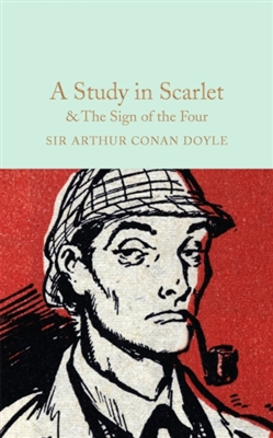 Collector's library Study in scarlet & the sign of four