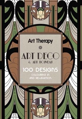 Art therapy art deco & art nouveau