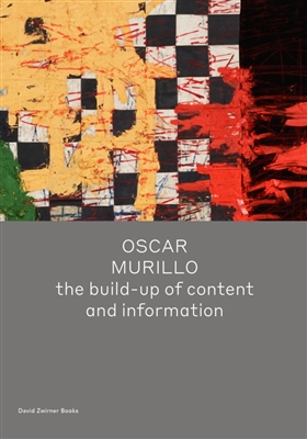Oscar murillo: the build up of content and information