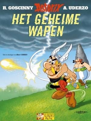Asterix 33. het geheime wapen -