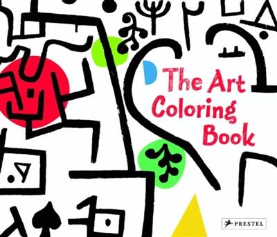 Prestel colouring books Art coloring book