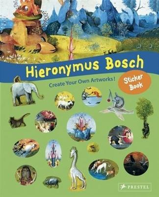 Hieronymus bosch sticker book