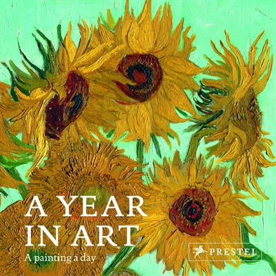 Year in art: a painting a day