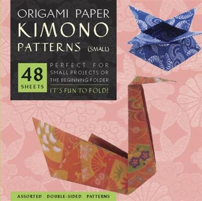 Origami kimono paper patterns small