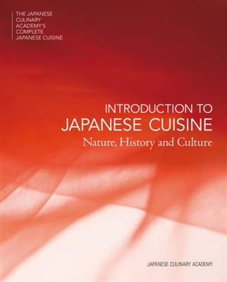 Introduction to japanese cuisine vol.1: nature, history and culture