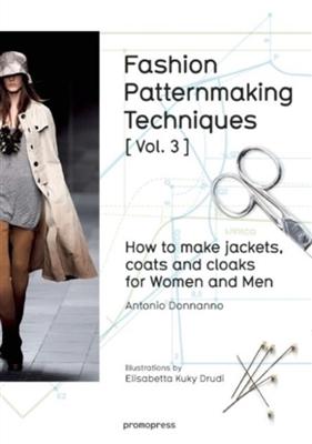 Fashion patternmaking techniques vol.3