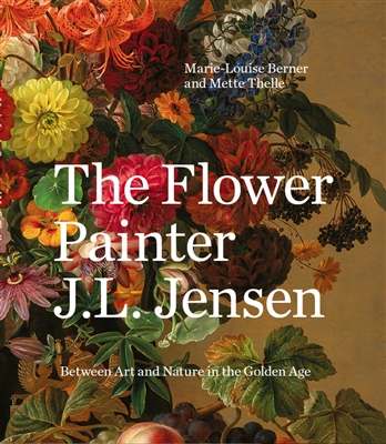 Flower painter j.l. jensen