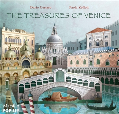 Treasures of venice pop-up