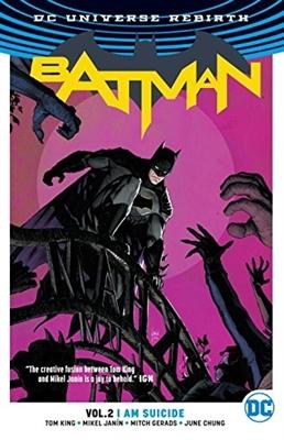 Batman Hc02. ik ben zelfmoord (rebirth)