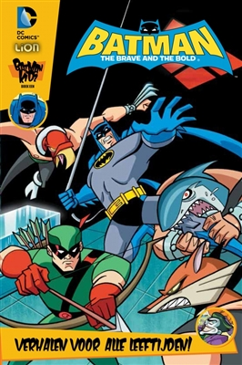 Batman kidz 01. the brave and the bold