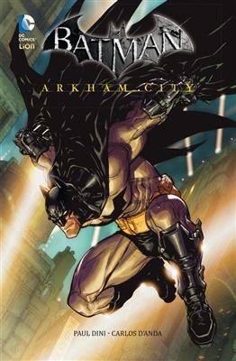Batman Hc01. arkham city