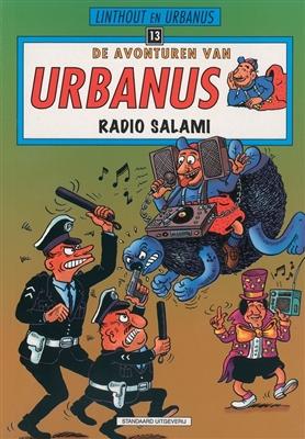 Urbanus 013. radio salami the original -
