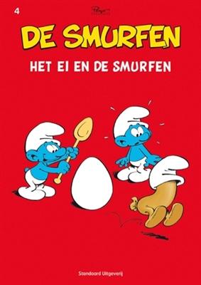 Smurfen 04. het ei en de smurfen