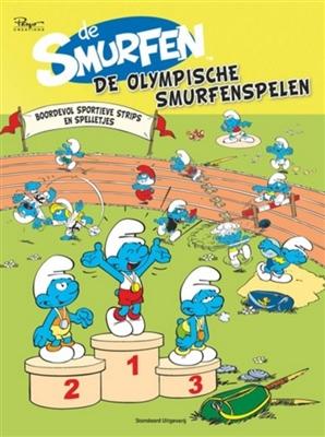 Smurfen special 2016. olympische smurfen spelen