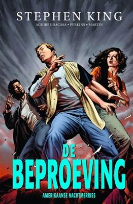 Beproeving Hc02. amerikaanse nachtmerries - Stephen King