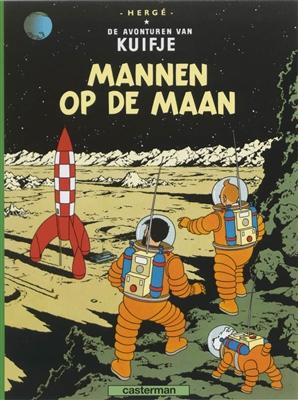 Kuifje 17. mannen op de maan