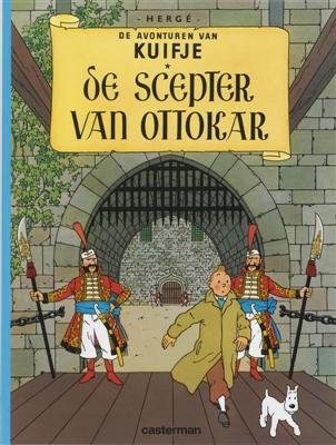 Kuifje 08. de scepter van ottokar