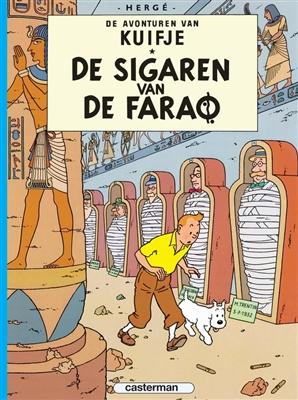 Kuifje 04. de sigaren van de farao