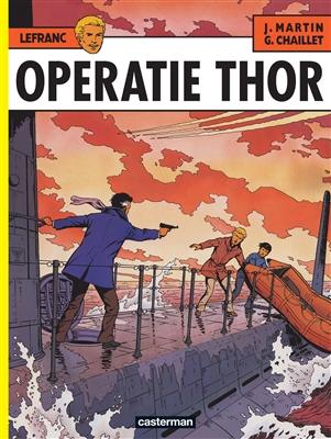 Lefranc 06. operatie thor
