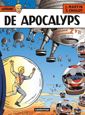 Lefranc 10. de apocalyps