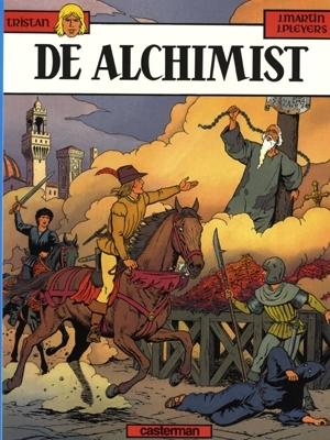 Tristan 07. de alchemist