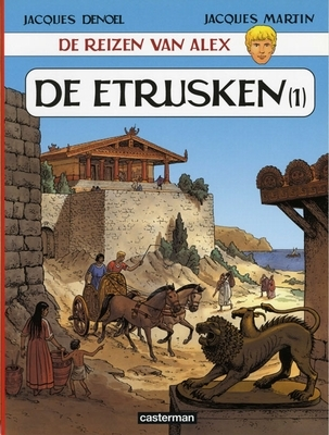 Alex, de reizen van 09. de etrusken 01