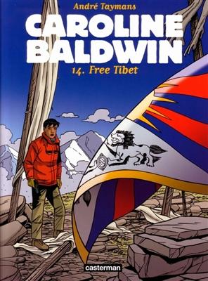 Caroline baldwin 14. free tibet