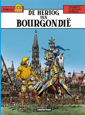 Tristan 12. de hertog van bourgondie