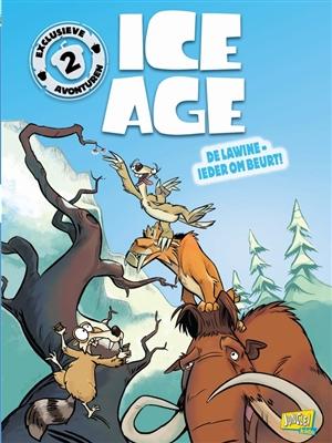 Ice age special 01. de lawine - ieder om beurt