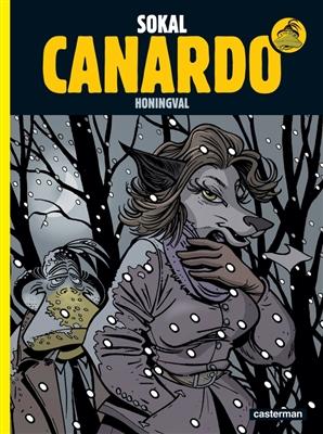 Inspecteur canardo Hc21. honingval