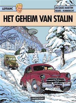 Lefranc 24. het geheim van stalin