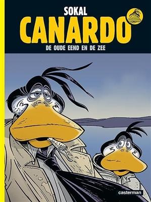 Inspecteur canardo Hc22. de oude eend en de zee