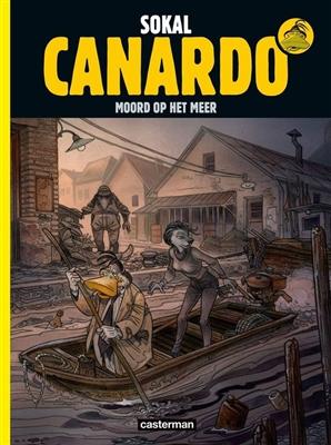 Inspecteur canardo Hc23. moord op het meer