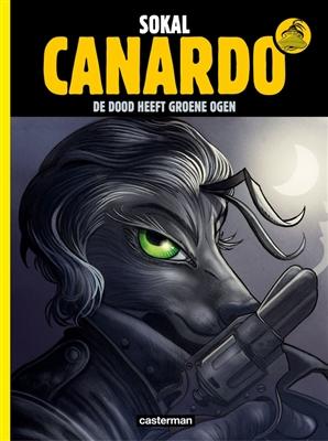 Inspecteur canardo Hc24. de dood heeft groene ogen