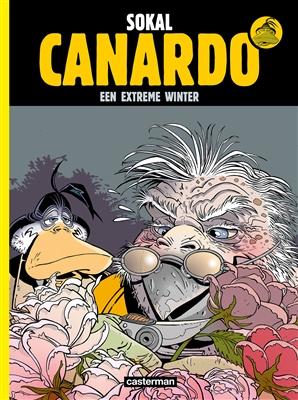 Inspecteur canardo Hc25. een extreme winter