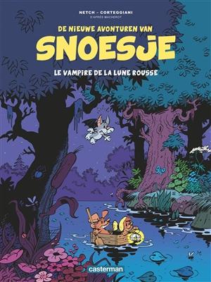 Snoesje, nieuwe avonturen van 02. de vampier en de winkel van de prins 2/2