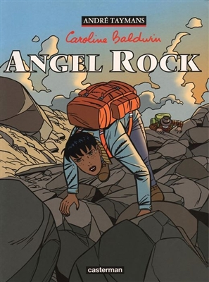 Caroline baldwin 04. angel rock -